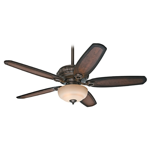 Hunter Fan Company Hunter Fan Company Kingsbridge Roman Sienna Ceiling Fan with Light 54140