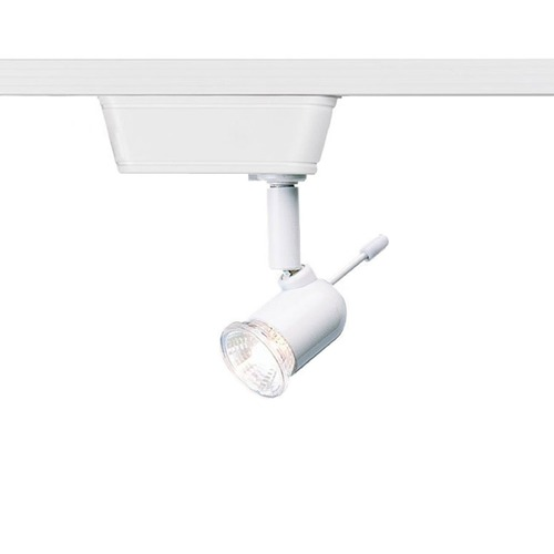 WAC Lighting Wac Lighting White Track Light Head JHT-816L-WT