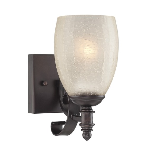 Savoy House Savoy House Lighting Duvall English Bronze Sconce 9-627-1-13