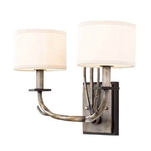 Kalco Lighting Kalco Denali Bronze Jewel Tone Sconce 501021BJT