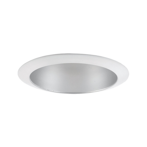 Sea Gull Lighting Recessed Trim in Satin Nickel - White Finish 11061AT-861
