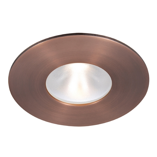 wac lighting copper bronze led recessed trim hr 2ld et109n 35cb destinati. Black Bedroom Furniture Sets. Home Design Ideas