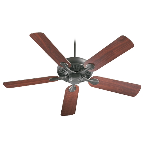 Quorum Lighting Quorum Lighting Pinnacle Old World Ceiling Fan Without Light 91525-95