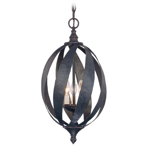 Savoy House Savoy House Slate Pendant Light 3-225-3-25