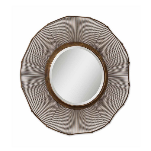 Uttermost Lighting Round 62-Inch Mirror 12755
