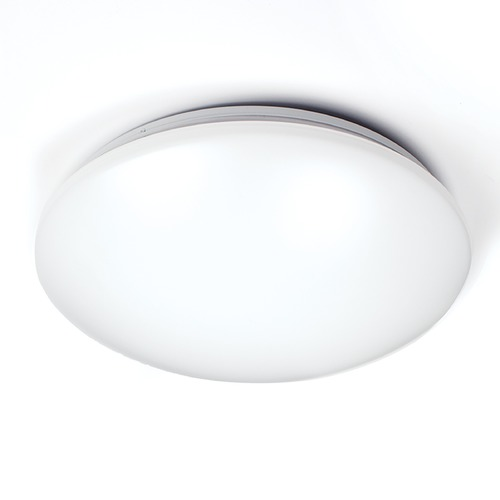 WAC Lighting WAC Lighting Glo White LED Flushmount Light FM-214-27-WT