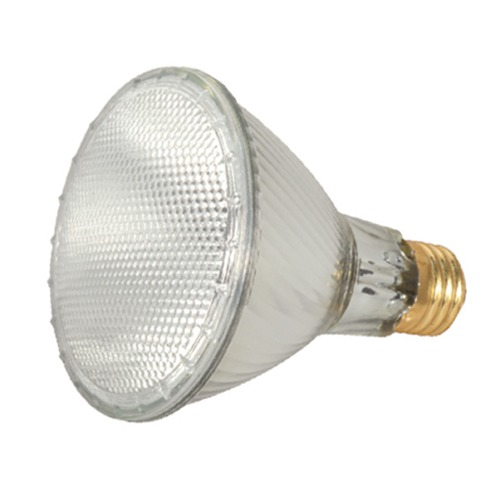 Satco Lighting Halogen PAR30 Light Bulb Medium Base 3000K Dimmable S2244