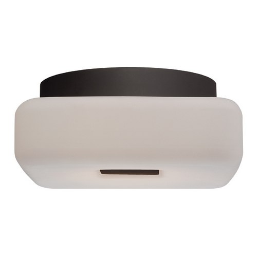 Modern Forms by WAC Lighting Modern Forms Vogue Bronze LED Flushmount Light FM-3109-BZ