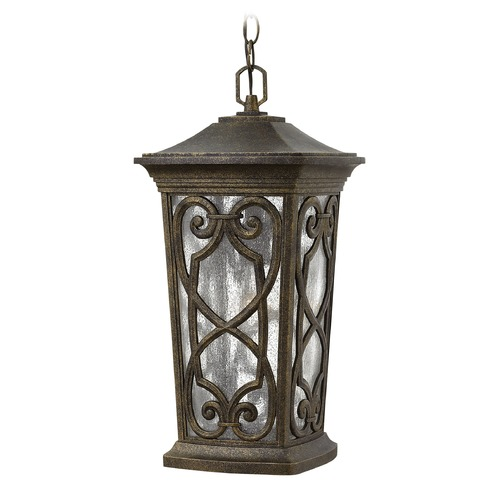 Hinkley Lighting Hinkley Lighting Enzo Autumn Outdoor Hanging Light 2272AM