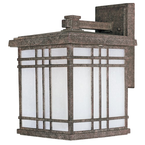 Maxim Lighting Maxim Lighting Sienna LED Earth Tone LED Outdoor Wall Light 55694FSET