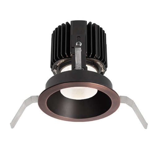 WAC Lighting WAC Lighting Volta Copper Bronze LED Recessed Trim R4RD1T-F835-CB