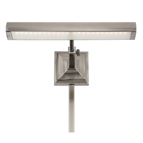 WAC Lighting Wac Lighting Antique Nickel LED Picture Light PL-LED14P-27-AN