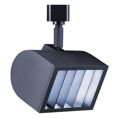 WAC Lighting Wac Lighting Black Track Light Head LTK-150-BK