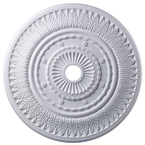 Elk Lighting Medallion in White Finish M1013WH