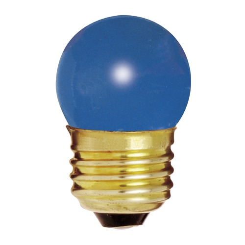 Satco Lighting Incandescent S11 Light Bulb Medium Base 120V by Satco S4508
