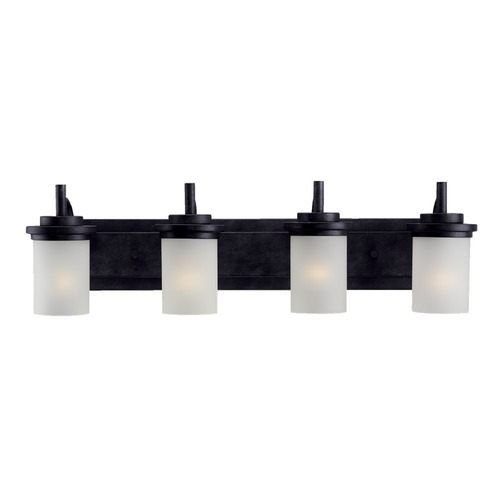 Sea Gull Lighting Sea Gull Lighting Winnetka Blacksmith Bathroom Light 44663BLE-839