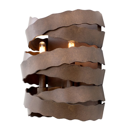 Kalco Lighting Kalco Fulton Brownstone Sconce 502620BS