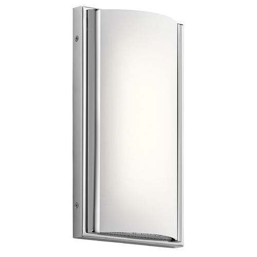 Elan Lighting Elan Lighting Bretto Chrome LED Sconce 83817