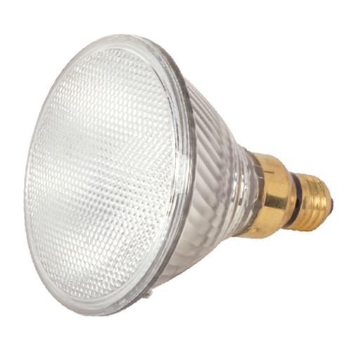 Satco Lighting Halogen PAR38 Light Bulb Medium Base 3000K Dimmable S2247