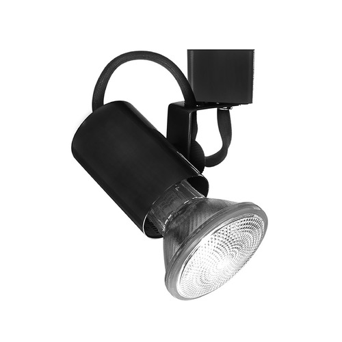 WAC Lighting Wac Lighting Black Track Light Head LTK-178-BK