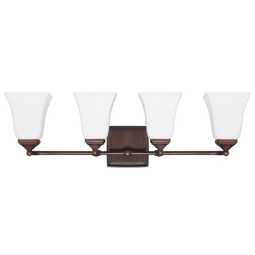 Capital Lighting Capital Lighting Burnished Bronze Bathroom Light 8454BB-119