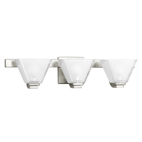 Progress Lighting Progress Lighting Sync Brushed Nickel Bathroom Light P2121-09
