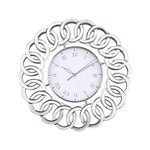 Sterling Lighting Sterling Chatelaine Clock with Mirror 6100-033