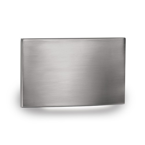 WAC Lighting WAC Lighting Wac Landscape Brushed Nickel LED Surface Mounted Step Light WL-LED110F-C-BN