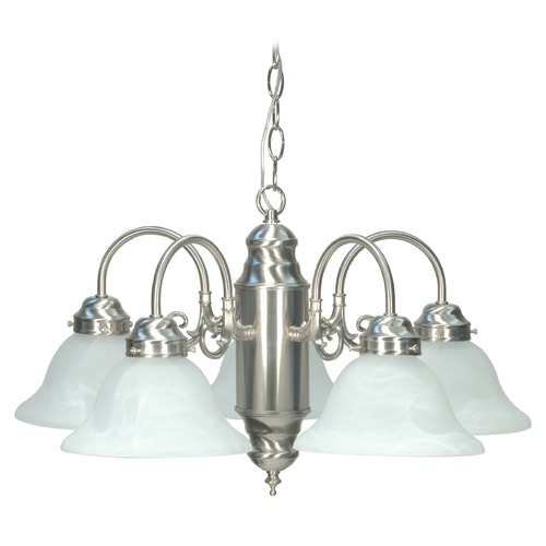 Nuvo Lighting Nuvo Lighting Brushed Nickel Chandelier 60/1290