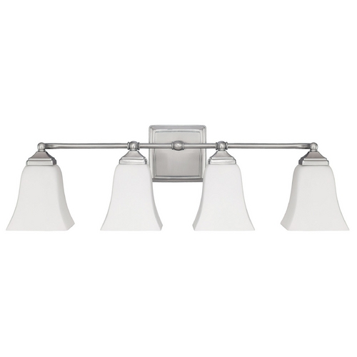 Capital Lighting Capital Lighting Brushed Nickel Bathroom Light 8454BN-119