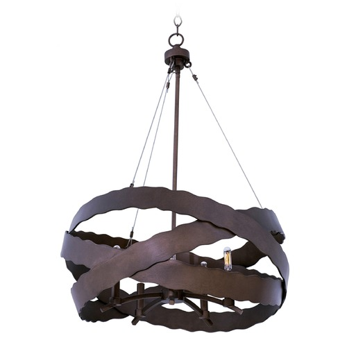 Kalco Lighting Kalco Fulton Brownstone Pendant Light 502651BS