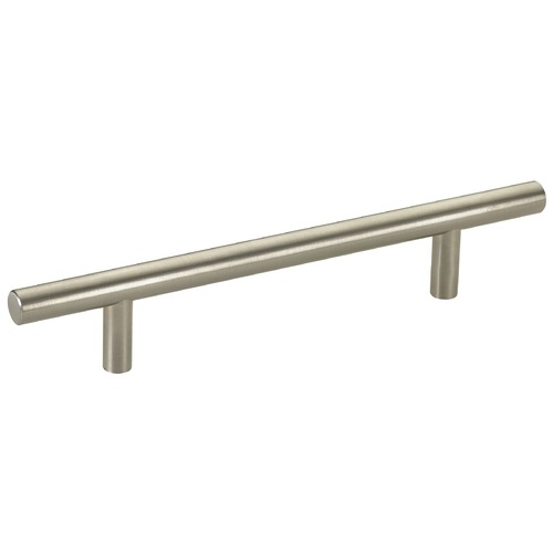 Seattle Hardware Co Satin Nickel Cabinet Pull - Case Pack of 10 - 5-inch Center to Center HW3-8-09 *10 PACK* KIT