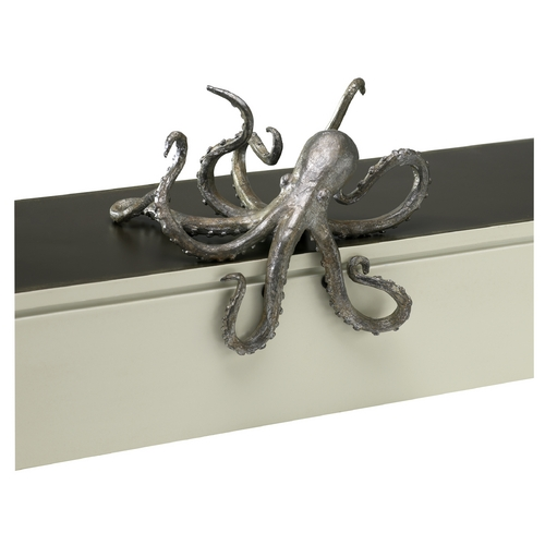 Cyan Design Cyan Design Octopus Pewter Sculpture 02827