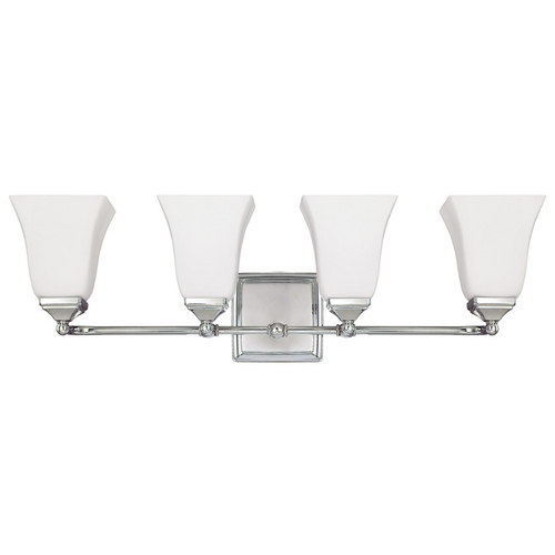 Capital Lighting Capital Lighting Polished Nickel Bathroom Light 8454PN-119