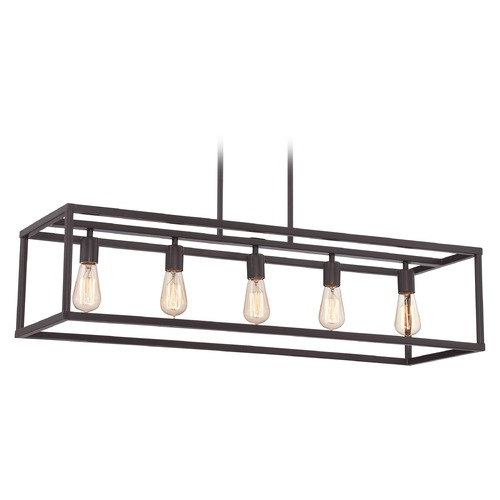 Quoizel Lighting Quoizel New Harbor Western Bronze Island Light NHR538WT