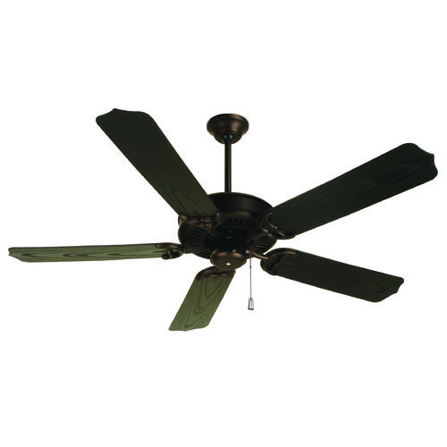 Craftmade Lighting Craftmade Lighting Porch Fan Oiled Bronze Ceiling Fan Without Light K10442