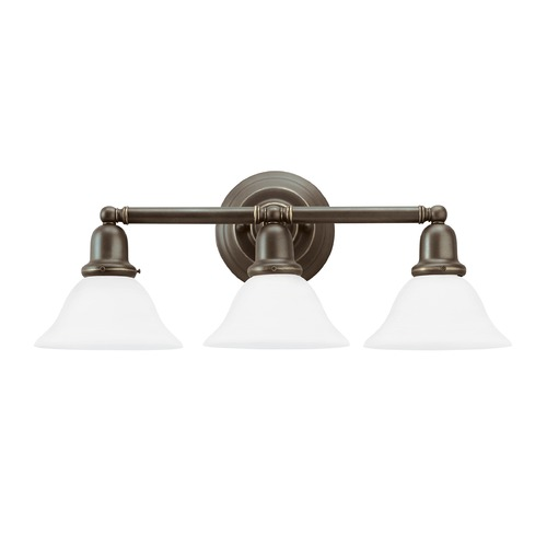 Sea Gull Lighting Sea Gull Lighting Sussex Heirloom Bronze LED Bathroom Light 44062EN3-782