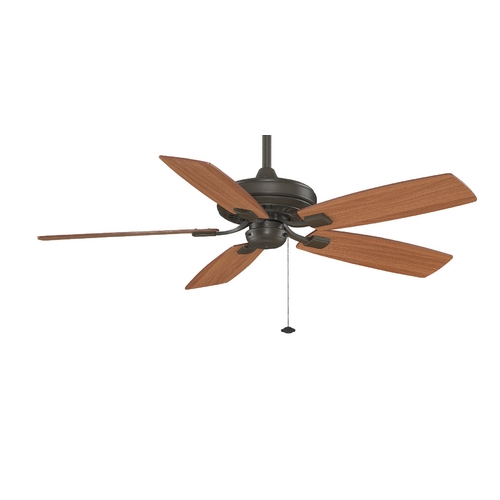 Fanimation Fans Ceiling Fan Without Light in Oil-Rubbed Bronze Finish TF610OB