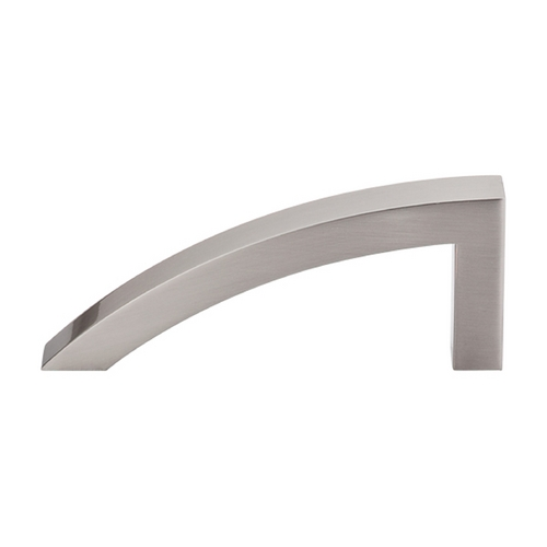 Top Knobs Hardware Modern Cabinet Pull in Brushed Satin Nickel Finish TK35BSN