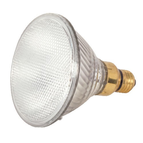 Satco Lighting Halogen PAR38 Light Bulb Medium Base 3000K Dimmable S2256