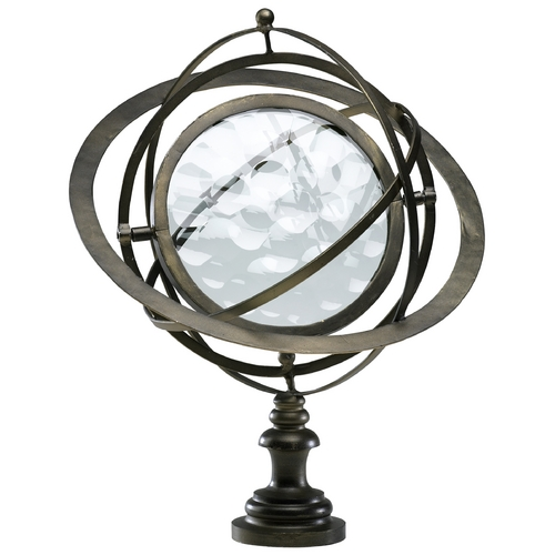 Cyan Design Cyan Design World Globe Antique Flemish Sculpture 02829