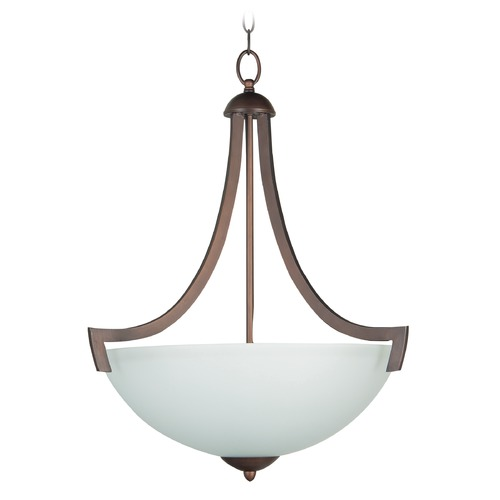 Jeremiah Lighting Jeremiah Lighting Almeda Old Bronze Pendant Light 37743-OB-WF