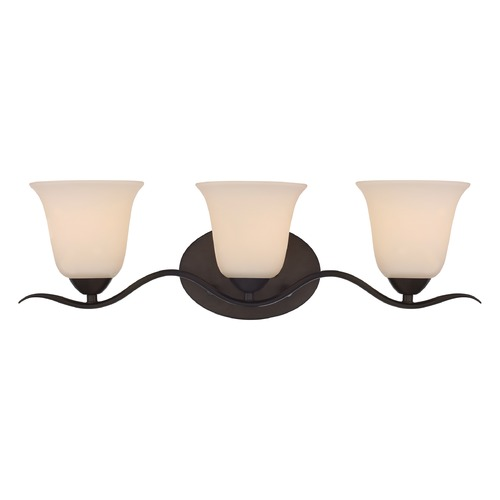 Nuvo Lighting Nuvo Lighting Dillard Aged Bronze Bathroom Light 60/5913