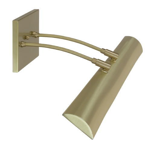 House of Troy Lighting House of Troy Zenith Satin Brass LED Picture Light DZLEDZ36-51