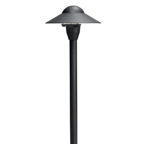 Kichler Lighting Kichler Path Light in Textured Black Finish 15470BKT