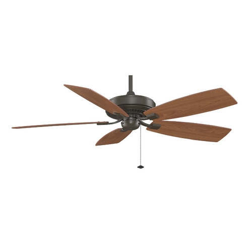 Fanimation Fans Ceiling Fan Without Light in Oil-Rubbed Bronze Finish TF710OB