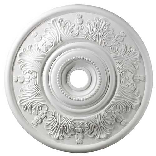 Elk Lighting Medallion in White Finish M1014WH
