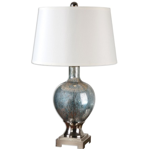 Uttermost Lighting Uttermost Mafalda Mercury Glass Lamp 26490