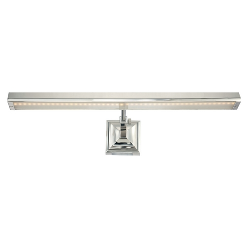 WAC Lighting Wac Lighting Polished Nickel LED Picture Light PL-LED24-27-PN