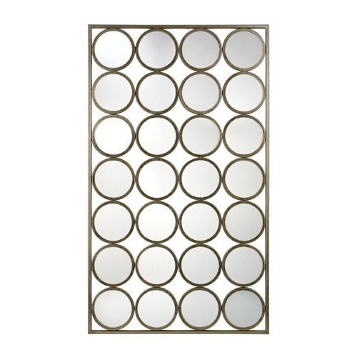 Sterling Lighting Retro Style Wall Mirror 138-169